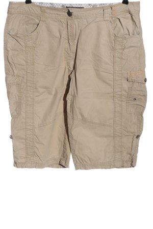 Cecil Shorts crema stile casual