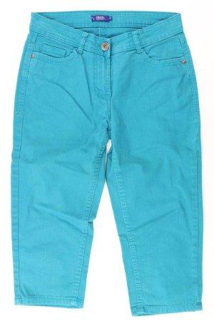 Cecil Haft richelieu niebieski-niebieski neonowy-ciemnoniebieski-błękitny
