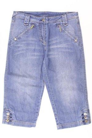 Cecil 3/4 Length Jeans blue-neon blue-dark blue-azure