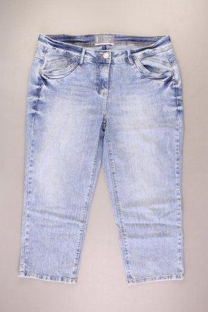 Cecil Jeans a 7/8 blu-blu neon-blu scuro-azzurro Cotone