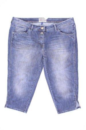 Cecil Jeans a 3/4 blu-blu neon-blu scuro-azzurro Cotone
