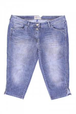 Cecil 3/4 Jeans Größe W36 blau aus Baumwolle
