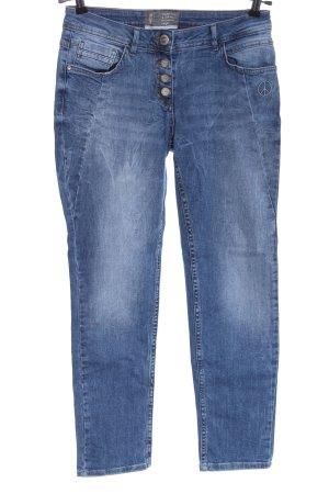Cecil Jeans a 7/8 blu stile casual