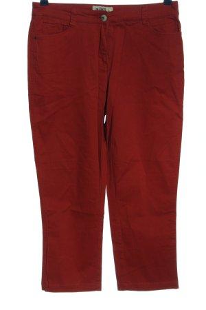 Cecil Jeansy 7/8 czerwony W stylu casual