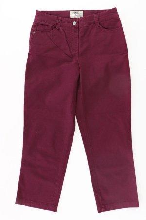 Cecil Jeansy 7/8 fiolet-bladofiołkowy-jasny fiolet-ciemny fiolet Elastan
