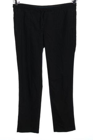 Cecil Pantalon «Baggy» noir style d'affaires