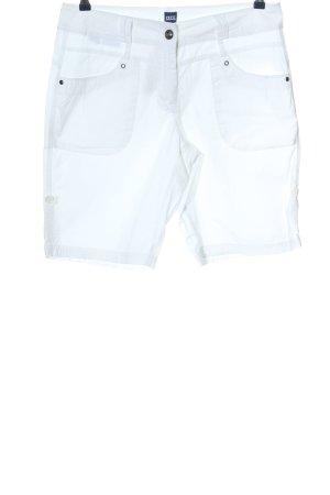 Cecil Bermudy biały W stylu casual
