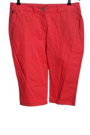 Cecil Bermudy czerwony W stylu casual