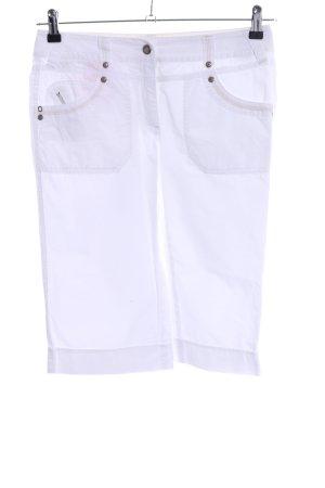 Cecil Bermuda bianco stile casual