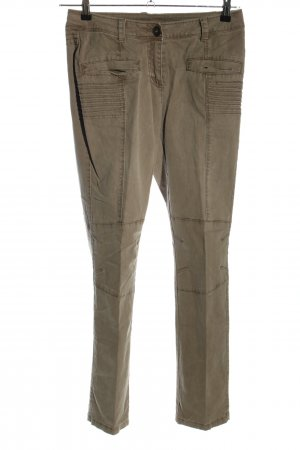 Cecil Biker Jeans natural white casual look