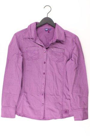 Cecil Blouse lilac-mauve-purple-dark violet cotton