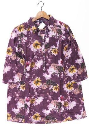 Cecil Bluse mit Blumenmuster lila Größe XXL