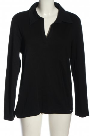 Cecil Blouse Collar black casual look