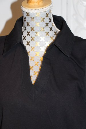 Cecil Blouse Shirt black cotton