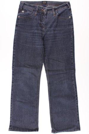 Cecil Boot Cut Jeans blue-neon blue-dark blue-azure