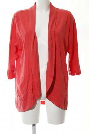 Cecil Cardigan rot Casual-Look