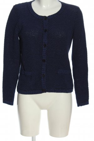 Cecil Cardigan blauw casual uitstraling