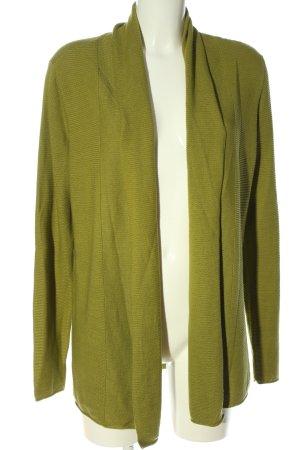 Cecil Cardigan green casual look