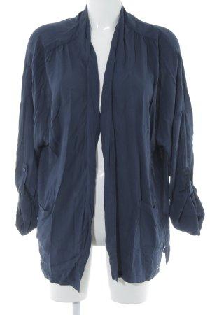 Cecil Cardigan dunkelblau schlichter Stil