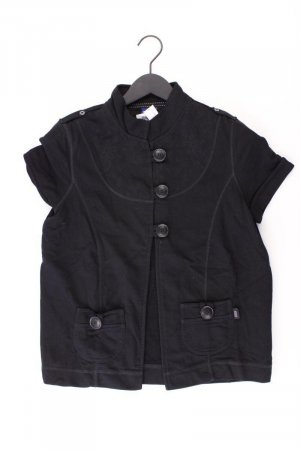 Cecil Cardigan black cotton