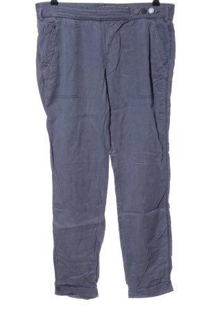 Cecil Cargohose blau Casual-Look