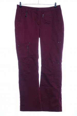 Cecil Cargo Pants pink casual look