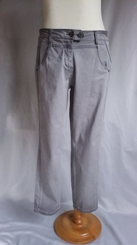 Cecil, coloured Jeans Stil New York, 28 inch, grau,Gr.32