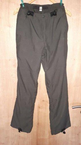 Cecil Pantalone kaki marrone scuro
