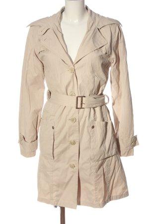Cecil Duffle-coat blanc cassé style décontracté
