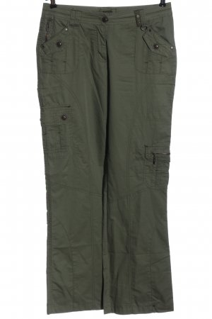 Cecil Cargo Pants khaki casual look