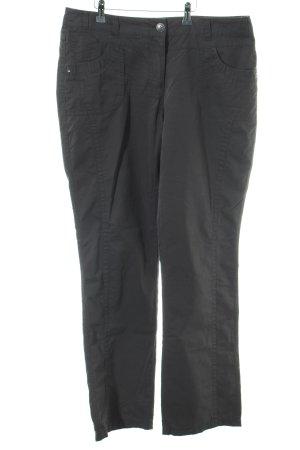 Cecil Pantalone cinque tasche nero stile casual