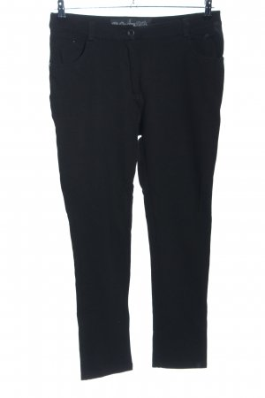 Cecil Five-Pocket Trousers black casual look