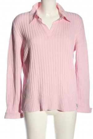 Cecil Grobstrickpullover pink Casual-Look