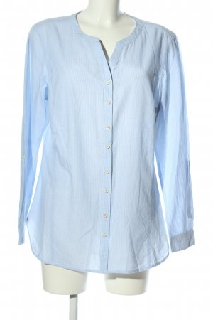 Cecil Hemd-Bluse blau-weiß Streifenmuster Business-Look