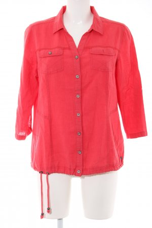 Cecil Hemd-Bluse rot Casual-Look