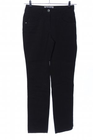 Cecil High-Waist Hose schwarz Casual-Look