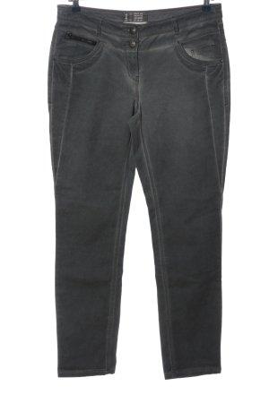 Cecil Pantalone a vita alta grigio chiaro stile casual
