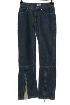 Cecil High Waist Jeans blau Casual-Look