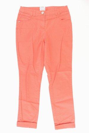 Cecil Trousers gold orange-light orange-orange-neon orange-dark orange cotton