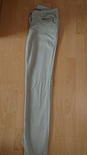 Cecil Pantalón de cinco bolsillos color plata