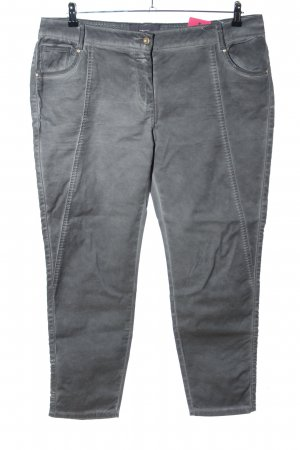 Cecil Low Rise Jeans light grey casual look