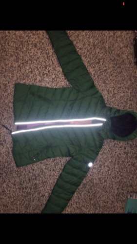 Cecil Bomber Jacket forest green
