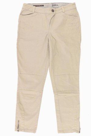 Cecil Jeans creme Größe W28