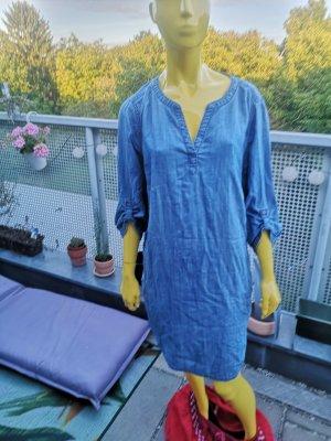 Cecil Midi Dress cornflower blue