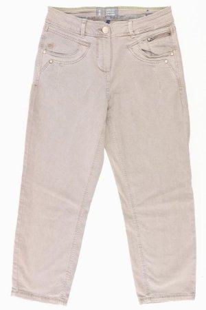 Cecil Jeans Modell Janet Größe S braun aus Baumwolle