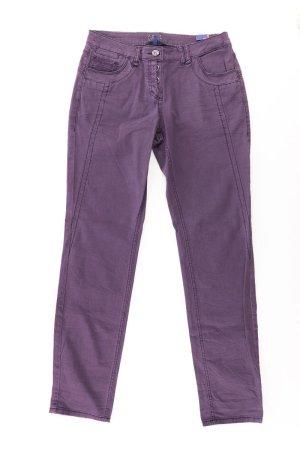 "Cecil Jeans ""New York"" lila Größe W28/L32"