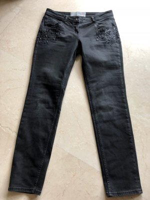 Cecil Jeans schwarz Gr. 30
