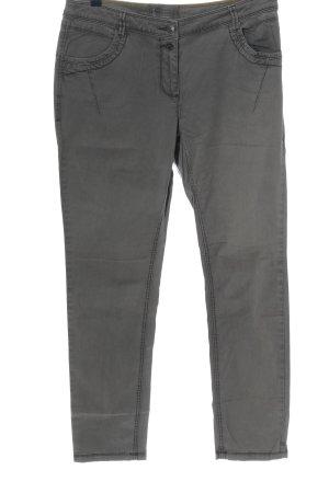 Cecil Jeans slim gris clair