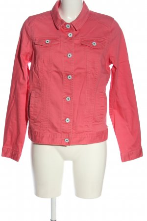 Cecil Jeansjacke pink Casual-Look