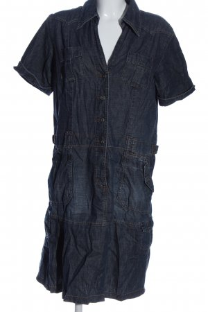 Cecil Denim Dress blue casual look